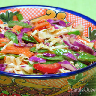 Sweet and Tangy Asian Slaw Recipe
