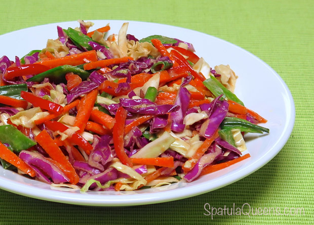 Asian Slaw Recipe - tasty-2