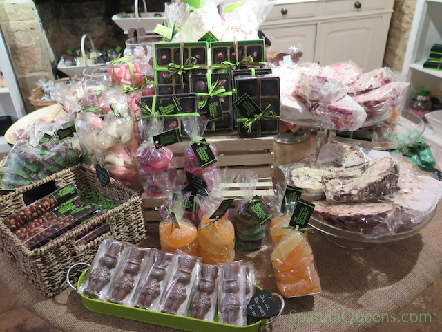Beautiful Treats at the Cotswold Chocolate Company