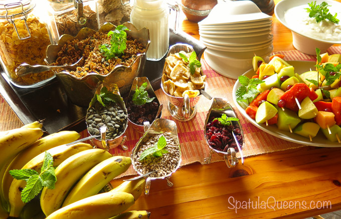 Breakfast at Kwambili Game Lodge - Road Trip South Africa