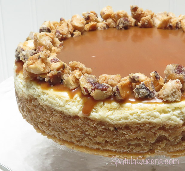 Candied Brazil Nuts in Brazil Nut Cheesecake Recipe
