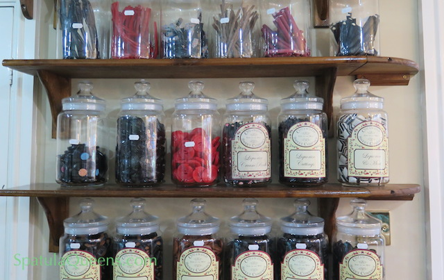 Cotswold Sweet Company - Licorice!