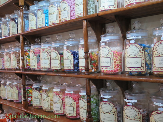 Cotswold Sweet Company - a real English boiled sweets shop