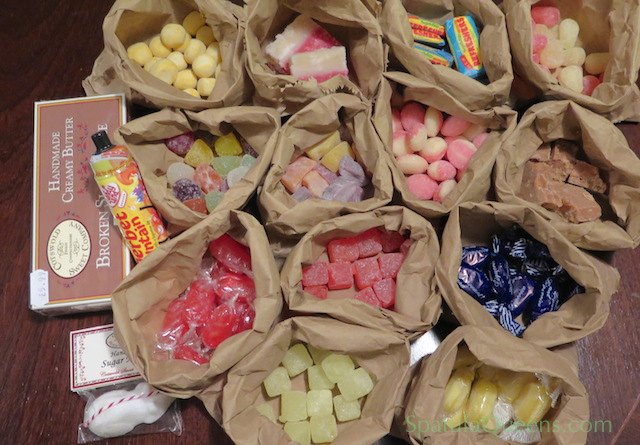 English boiled sweets
