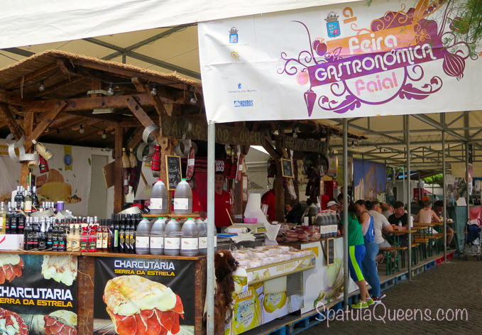 Road Trip: Azores - Food Fair in Horta, Azores