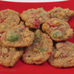 Fruitcake Cookies from the Spatula Queens