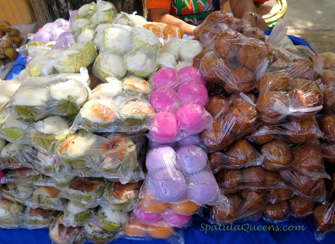 Home-baked treats, Malatapay Market