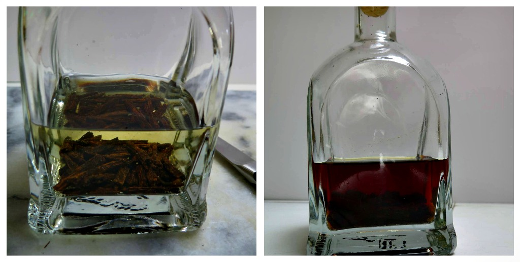 Homemade Vanilla Extract - using cut beans vs. whole