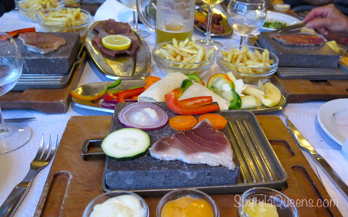 Road Trip: Azores - Hot Stone cooking at Canto da Doca