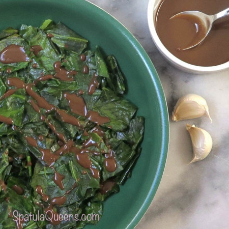 Collard Greens – Two Ways