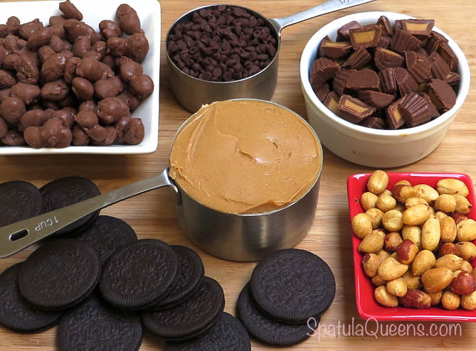 Let's make peanut butter pie!
