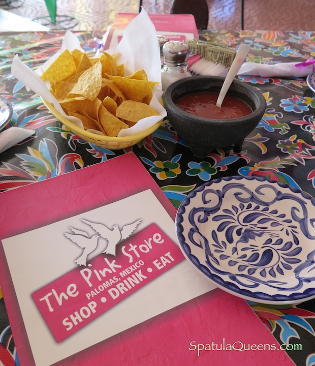 Road Trip Mexico: Lunch at the Pink Store in Palomas