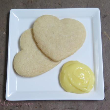 Buttery Shortbread