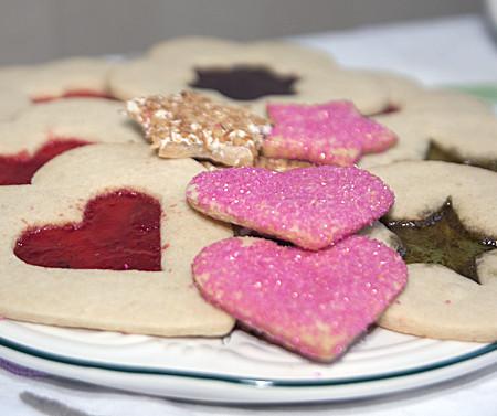 Afternoon Tea Cookie Platter