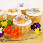 candied edible flowers recipe